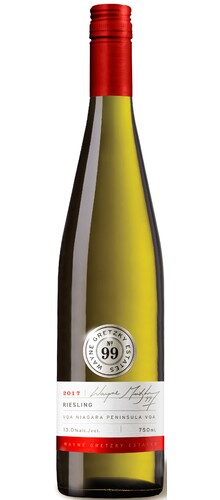 Wayne Gretzky Estates No. 99 Riesling 2018
