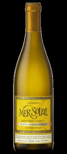 Mer Soleil Reserve Chardonnay Santa Lucia Highlands 2019