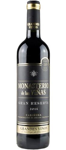 Monasterio de Las Vinas Gran Reserva 2014