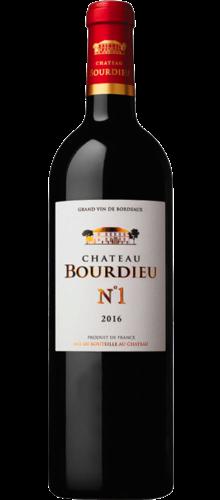 Château Bourdieu No. 1 Blaye Côte de Bordeaux 2016
