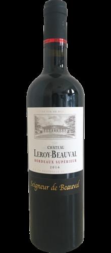 Château Leroy-Beauval Cuvée seigneur de Beauval 2016