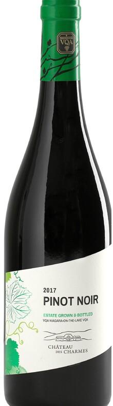 Pinot Noir estate grown & bottled 2017