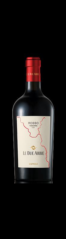 Le Due Arbie Rosso Toscana IGT 2018