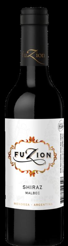 Fuzion Shiraz Malbec 375ml 2019