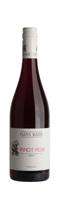 Hans Baer Pinot Noir Rheinhessen 2018