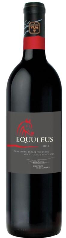 Equuleus Paul Bosc Estate Vineyard 2016