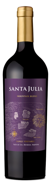 Santa Julia Mountain Blend 2018