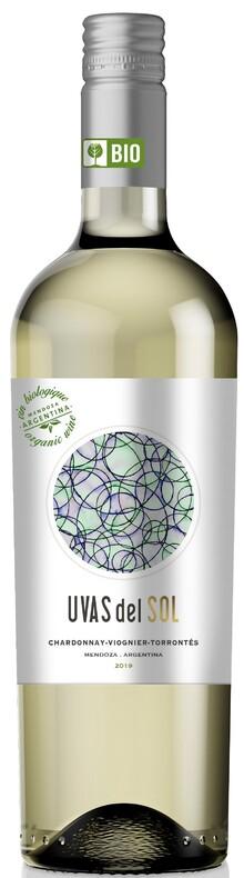 Uvas del Sol Chardonnay Viognier Torrontes 2019