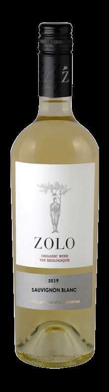 Zolo Sauvignon Blanc Biologique 2019