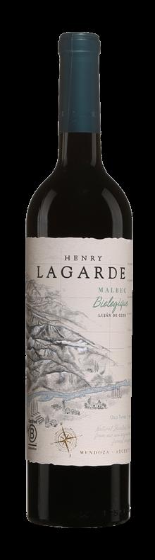 Henry Lagarde Malbec Biologique Old Vines 2019