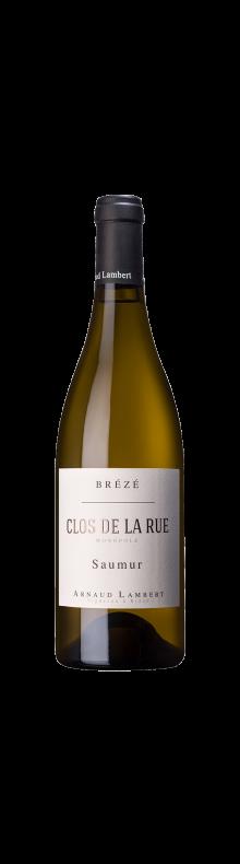 Brézé Clos de la Rue Saumur 2016