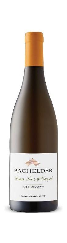 Chardonnay Wismer Foxcroft 2015