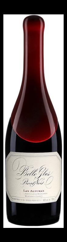 Las Alturas Santa Lucia Highlands Pinot Noir 2016