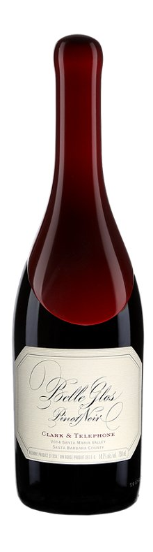 Belle Glos Pinot Noir Clark & Telephone Vineyard 2018