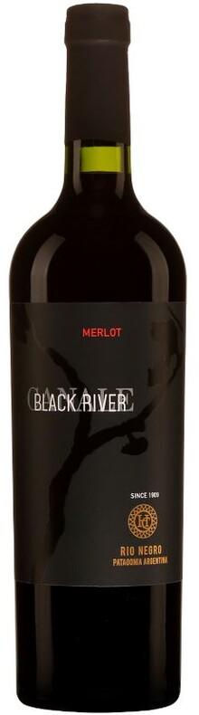 Black River Merlot Patagonia 2019