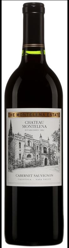 The Montelena Estate Cabernet-Sauvignon 2015