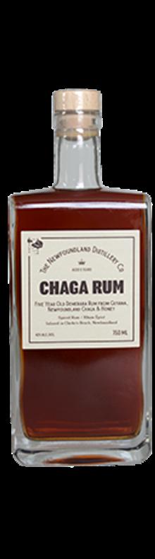 Chaga Rum 5 ans