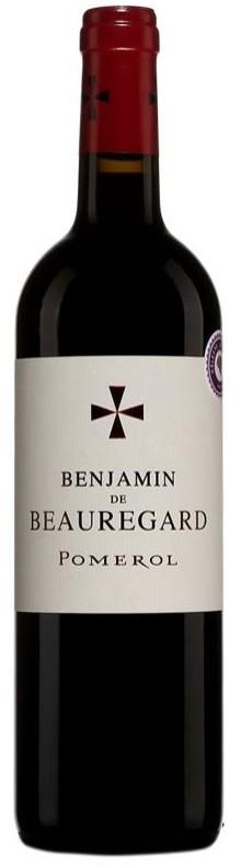 Benjamin de Beauregard Pomerol 2016