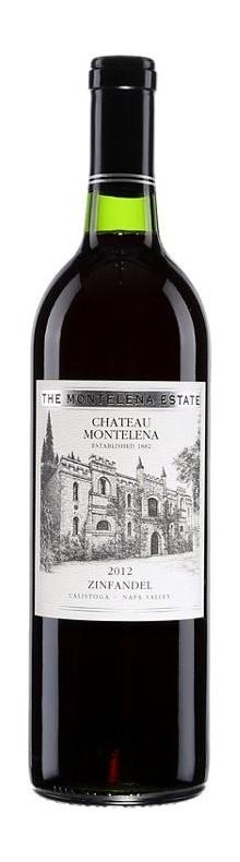 Château Montelena The Montelena Estate Zinfandel 2012
