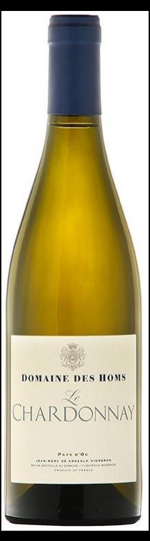 Le Chardonnay Vin de Pays d'Oc 2018