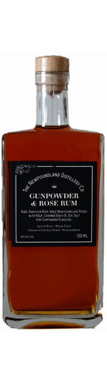 Gunpowder & Rose Rum