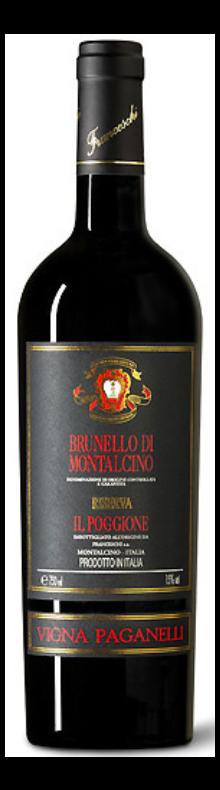 Vigna Paganelli Brunello-di-Montalcino Riserva 2012
