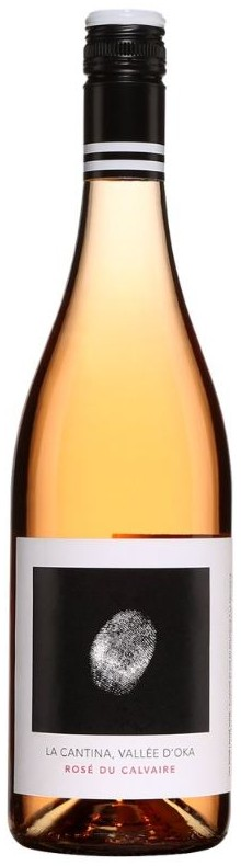 La Cantina Vallée d'Oka Le Rosé du Calvaire 2019