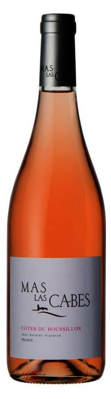 Mas Las Cabes Côtes du Roussillon Rosé 2018