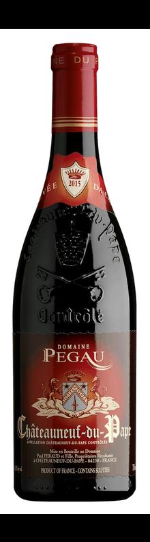 Châteauneuf-du-Pape Domaine du Pégau Cuvée da Capo 2015