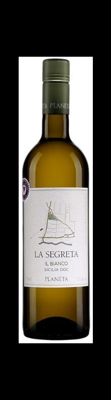 La Segreta Sicilia Il Bianco 2018