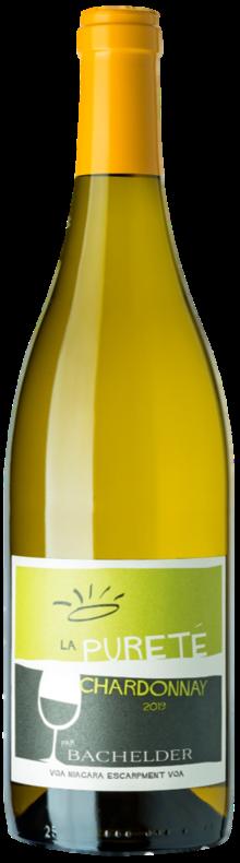 La Pureté Chardonnay Niagara Escarpment 2019