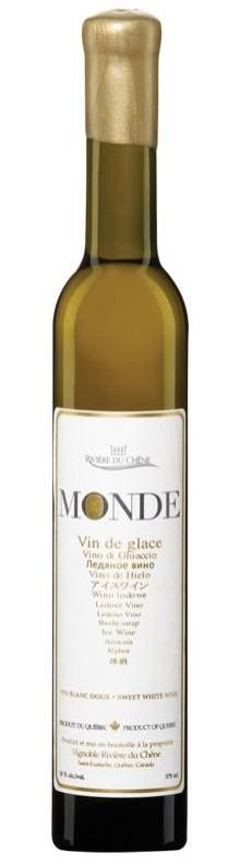 Monde Vin de Glace 2012