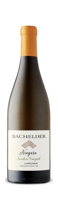 Saunders Vineyard Chardonnay Beamsville Bench 2015