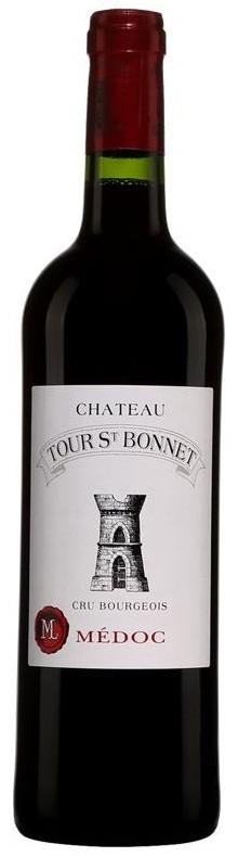 Château Tour Saint-Bonnet Médoc 2009