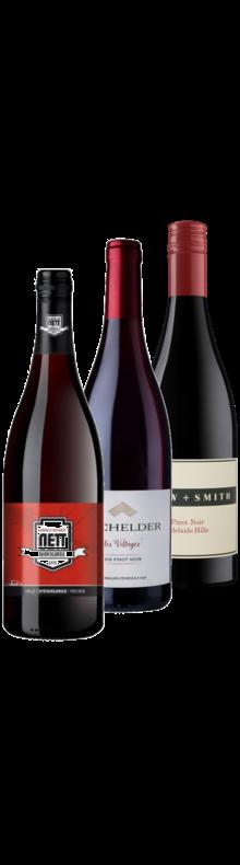Caisse Panachée Trio Pinot Noir (6 bouteilles)
