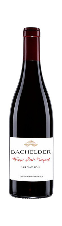 Wismer Parke Vineyard Pinot Noir 2017
