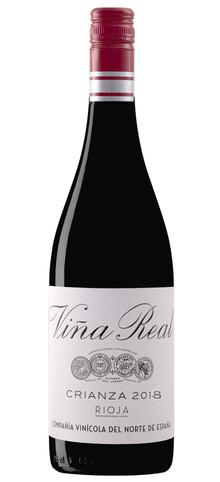 C.V.N.E. - Vina Real Rioja Crianza - 2017