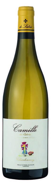 Vin de France Camille de Labrie Chardonnay 2019