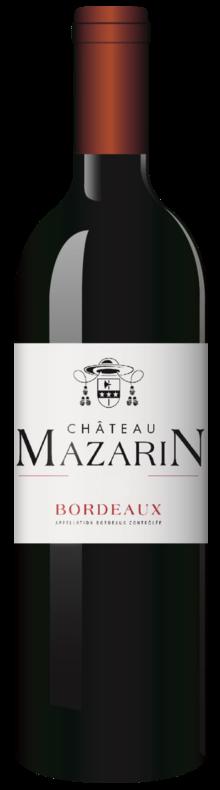 Château Mazarin Bordeaux Rouge 2018