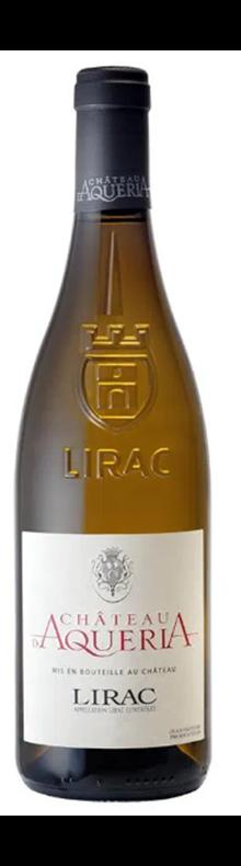 Château Aqueria - Lirac - Blanc 2019