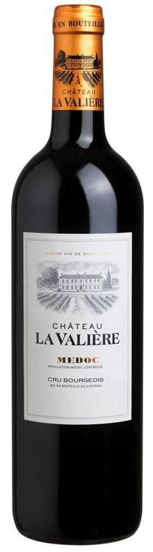 Médoc Château La Valière Cru Bourgeois 2015
