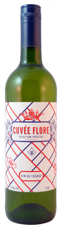 Vin de France Cuvée Flore Blanc