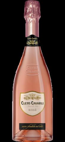 Chiarli - Rose' Brut Grasparossa - 2018