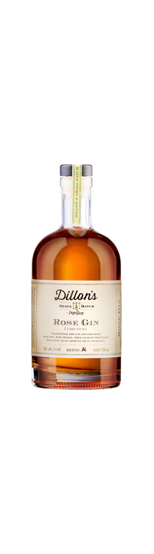 Dillon's Rose Gin