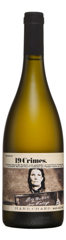 19 Crimes Hard Chard Chardonnay 2017
