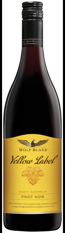 Yellow Label Pinot Noir 2017