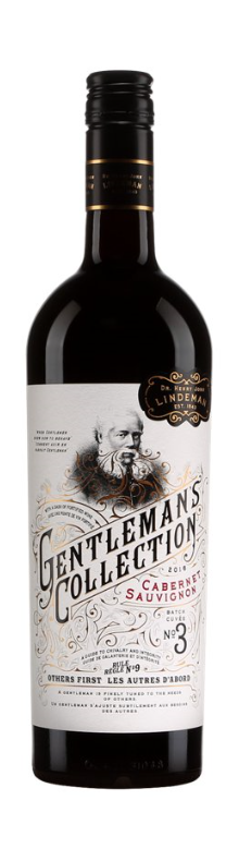 Gentleman's Collection Cabernet Sauvignon 2018