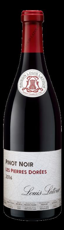 Les Pierres Dorées Pinot Noir 2017