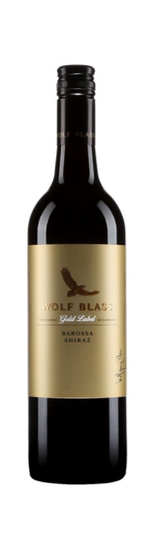 Gold Label Barossa Shiraz 2014