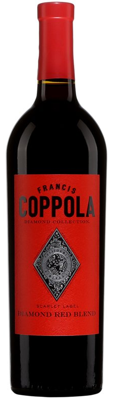 Diamond Collection Scarlet Red Blend 2016